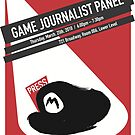 Game Journalist Panel by nyugamecenter