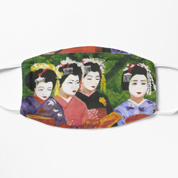 Geisha Girls Mask
