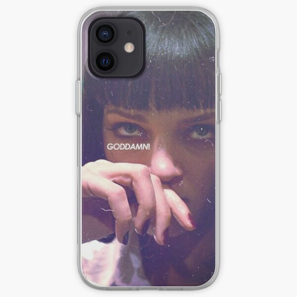Pulp Fiction iPhone cases & covers | Redbubble