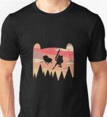 Adventure Time water colour T-Shirt
