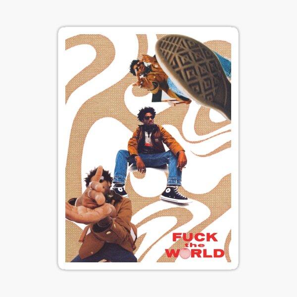 Brent Faiyaz Sticker