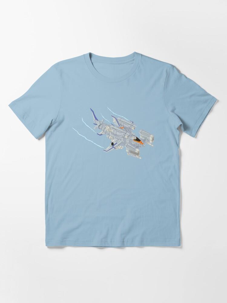 Alternate view of Republic Hammerhead Essential T-Shirt