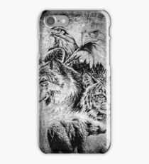 Wildlife collection iPhone Case/Skin