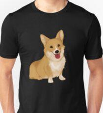 Cute smiling corgi T-Shirt