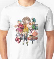 Nanatsu no Taizai v3 Unisex T-Shirt