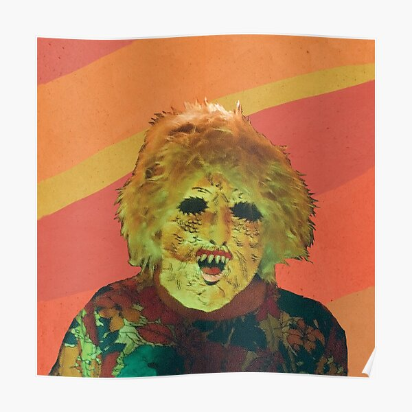 Ty Segall T-Shirt Poster