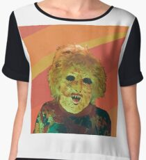 Ty Segall T-Shirt Women's Chiffon Top