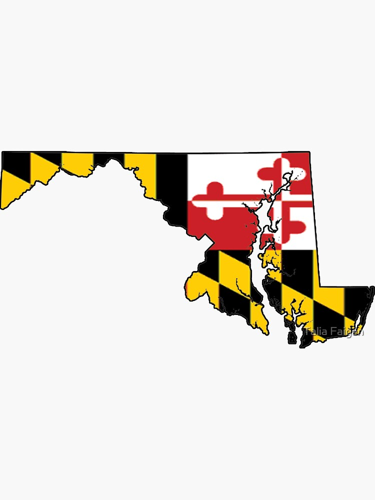 Maryland - Flagge von taliafaigen
