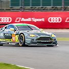 Aston Martin Racing No 98 by Willie Jackson