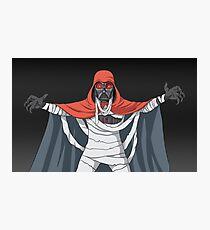 Mumm Vader Photographic Print