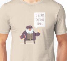George RR Meanie Unisex T-Shirt