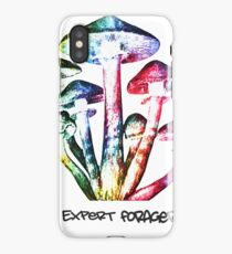 Expert Forager iPhone Case/Skin