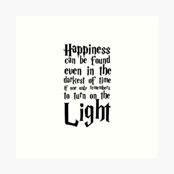 poder de felicidad Lámina artística