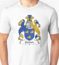 Gordon Coat of Arms / Gordon Family Crest T-Shirt