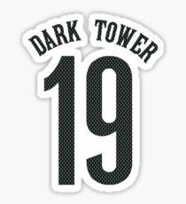 DARK TOWER - 19 Sticker