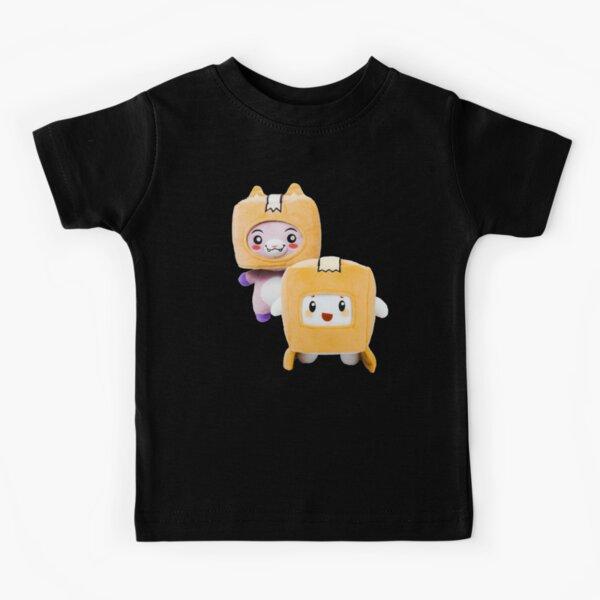 Copia de lankybox Camiseta para niños