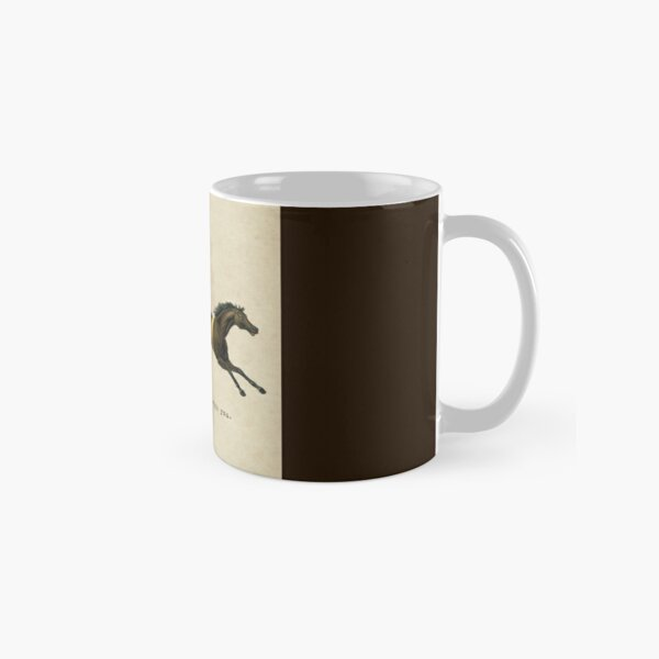Neigh the Horse Be With You Classic Mug