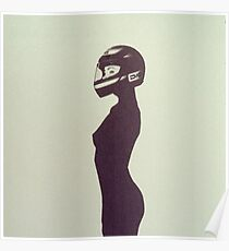 Retro Japanese Ad Poster