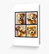 Expressions of Duff Greeting Card