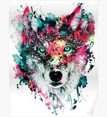 Wolf II Poster