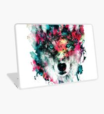 Wolf II Laptop Skin