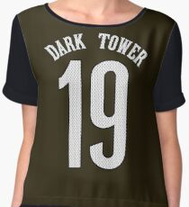 DARK TOWER - 19  (alternate) Chiffon Top