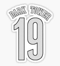DARK TOWER - 19  (alternate) Sticker