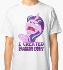 STARLIGHT GLIMMER - HARMONY! Classic T-Shirt