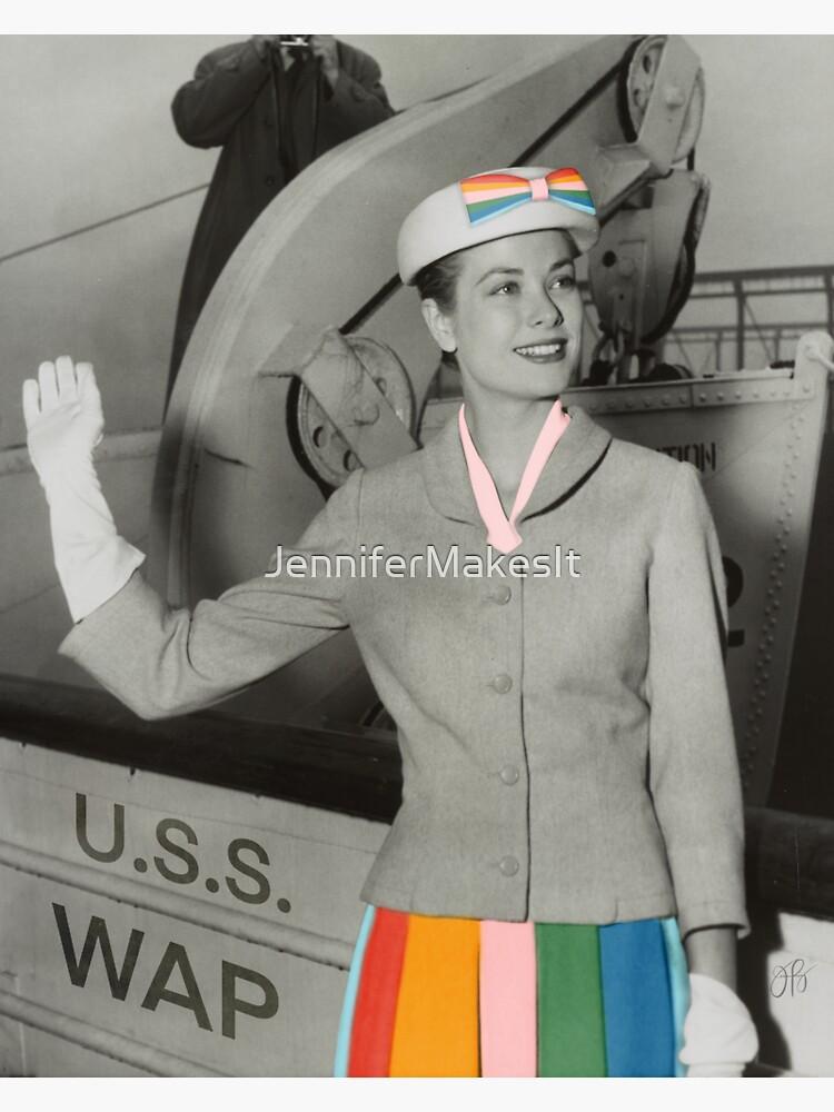 All Aboard the USS WAP by JenniferMakesIt
