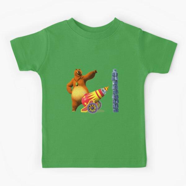 grizzy et lemmings 2021 T-shirt enfant