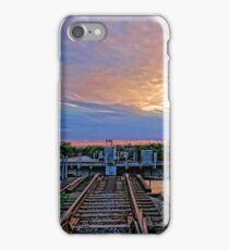 River Crossing iPhone Case/Skin