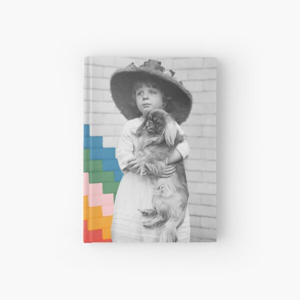 Somewhere Over the Rainbow Hardcover Journal