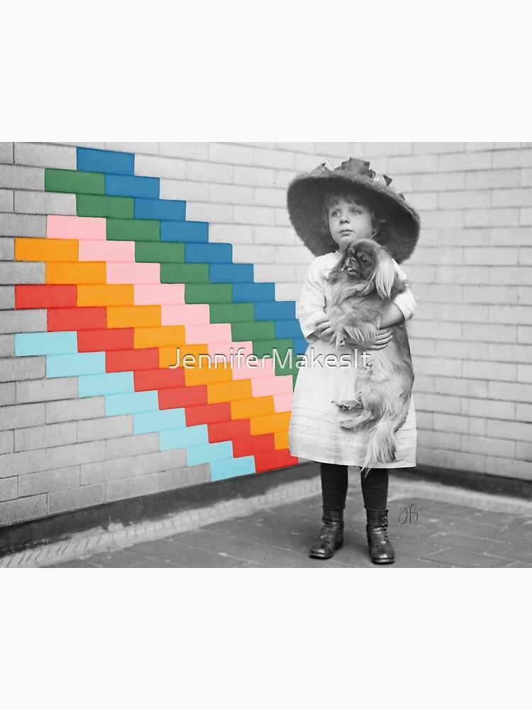 Somewhere Over the Rainbow by JenniferMakesIt