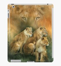 Sisterhood Of The Lions iPad Case/Skin