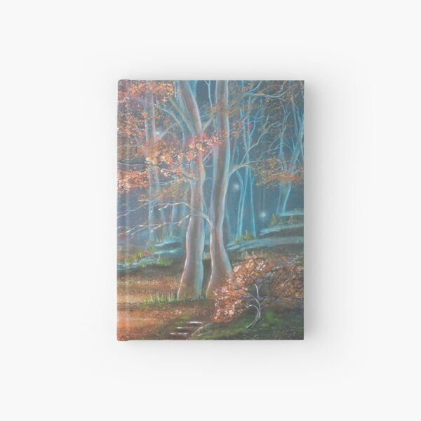 Who Lit The Candle? Hardcover Journal