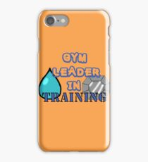 Gym Leader iPhone Case/Skin