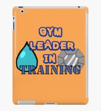 Gym Leader iPad Case/Skin