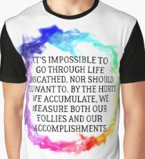 Follies And Accomplishments Graphic T-Shirt
