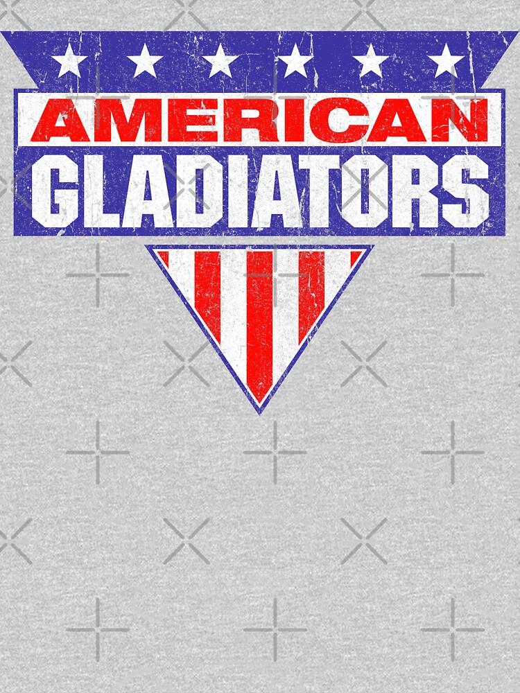 American Gladiators by Pop-Tacular