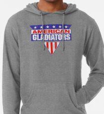 Amerikanische Gladiatoren Leichter Hoodie