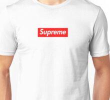 Supreme Logo Unisex T-Shirt