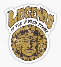 Legends of the Hidden Temple Sticker