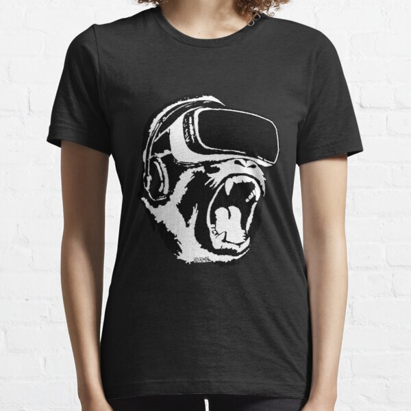 VR Gorilla Essential T-Shirt