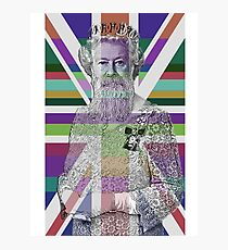 God Shave the Queen! Photographic Print