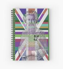 God Shave the Queen! Spiral Notebook