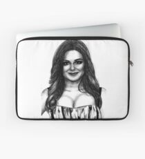 Ariel Winter Drawing Laptop Sleeve