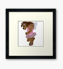 Tauren Fairy Framed Print
