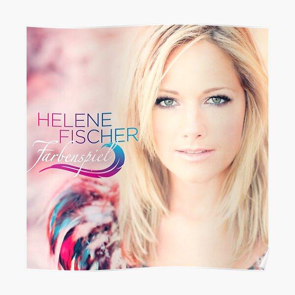 Helene Fischer - Farbenspiel Poster