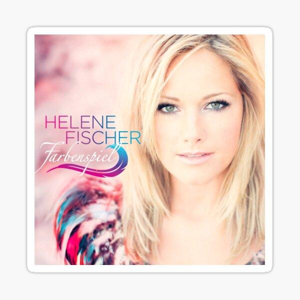 Helene Fischer - Farbenspiel Sticker