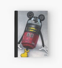 M2M2 (R2D2) Hardcover Journal